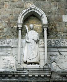 Der Schutzpatron Justus von Triest